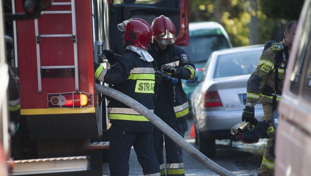 pompieri vigili del fuoco