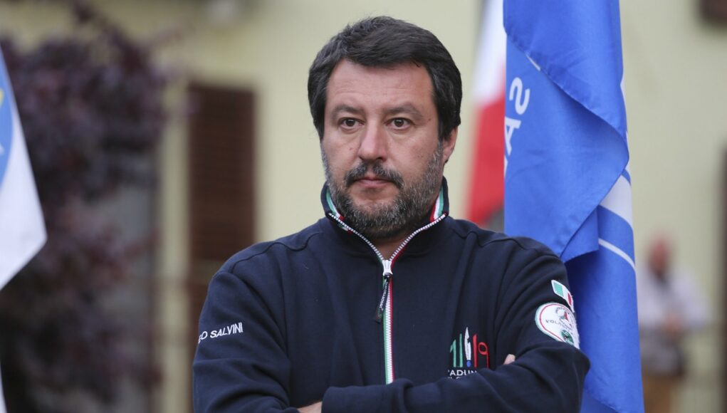 Salvini matteo lega