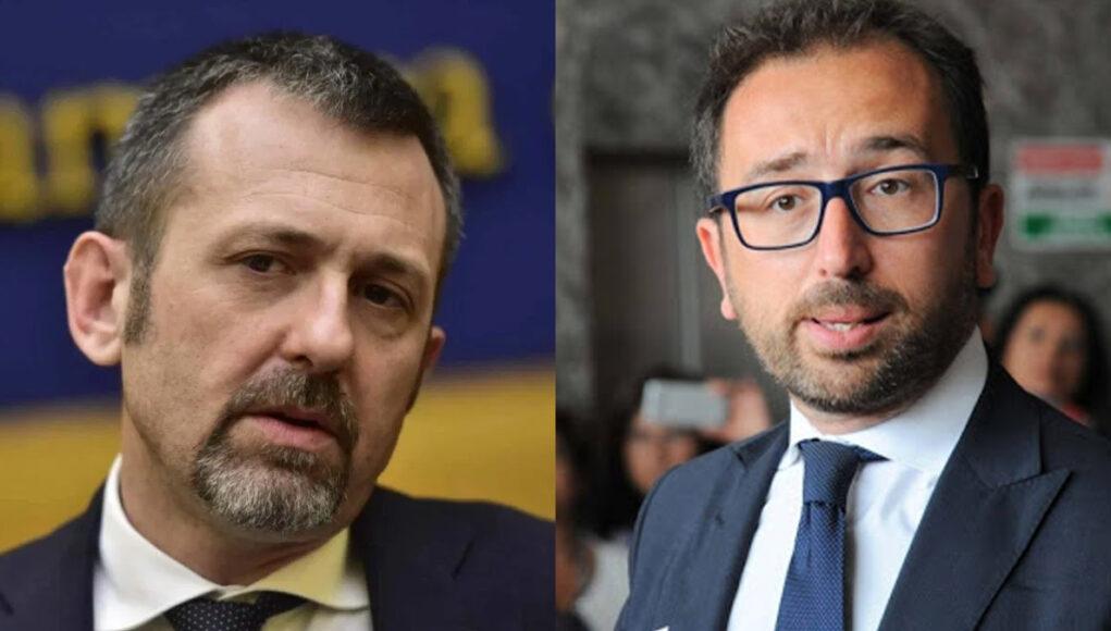 Delmastro Bonafede dimissioni