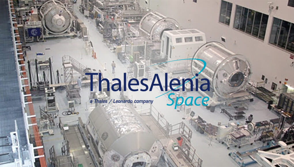 Thales Alenia Space HALO