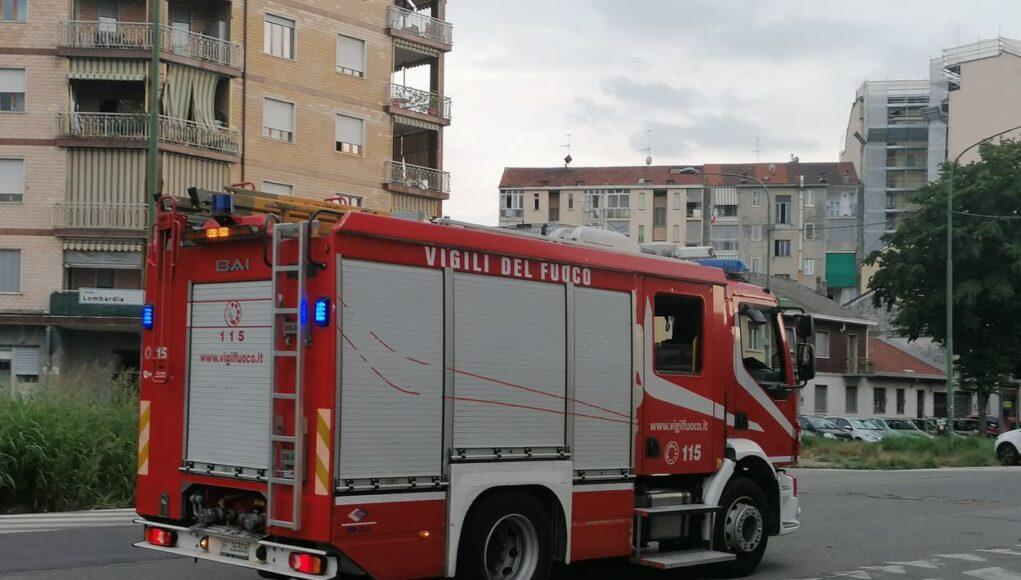 Caselle incendio