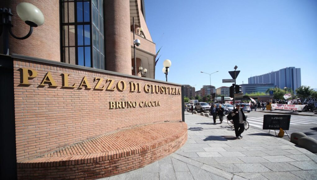 tribunale Bruno Caccia Torino