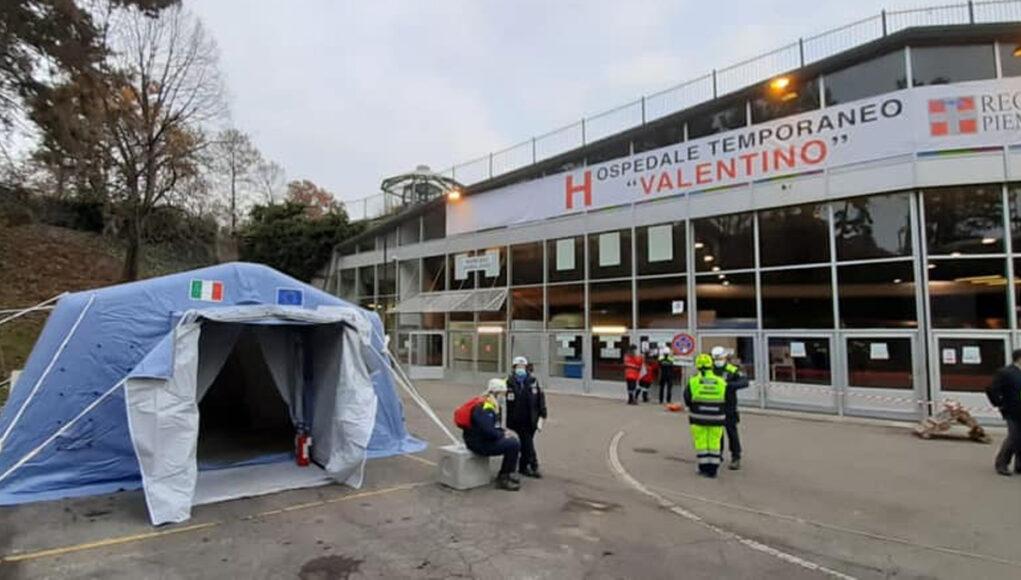 Valentino Covid Hospital