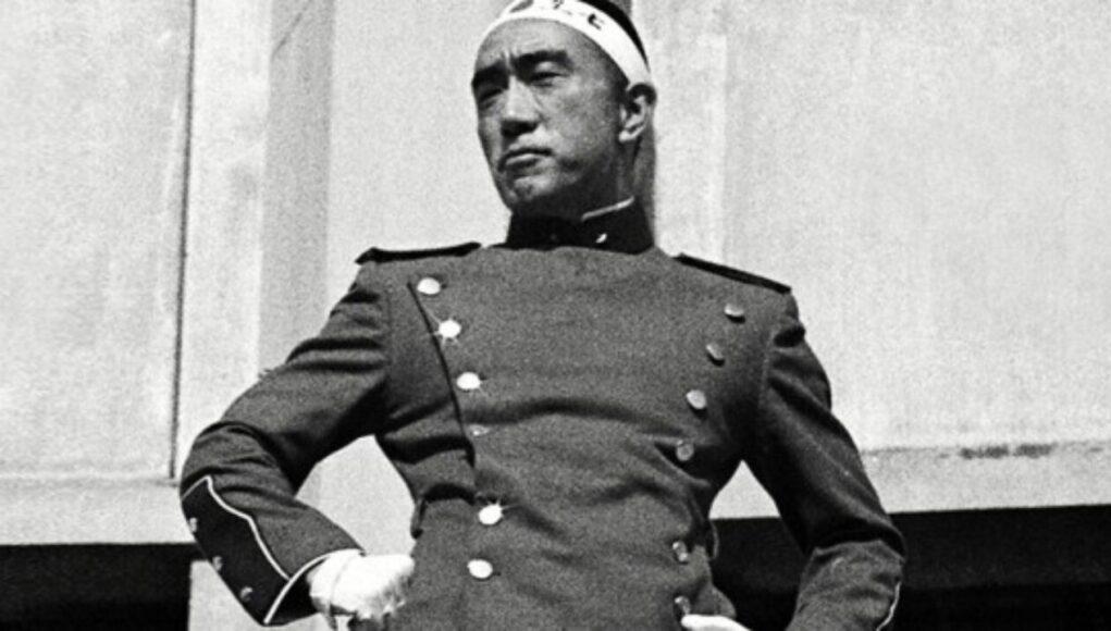 suicidio rituale Yukio Mishima