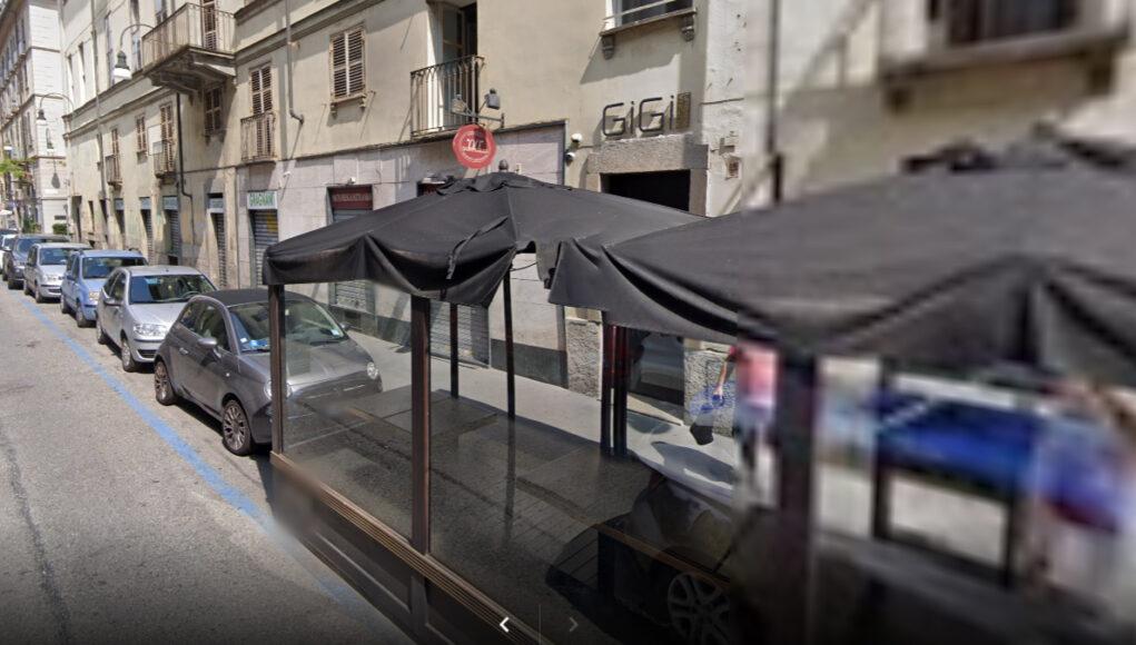 Festa abusiva ristorante Torino