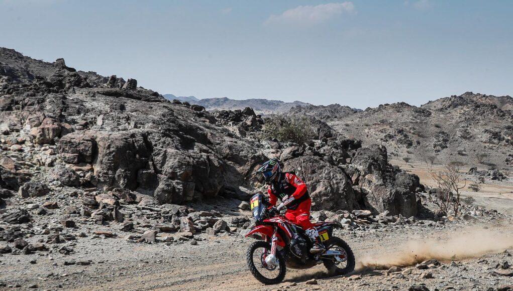 Joan Barreda Dakar 2021