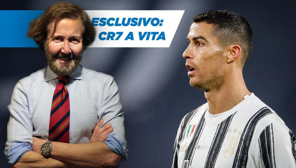 Ronaldo Juve CR7 Bargiggia