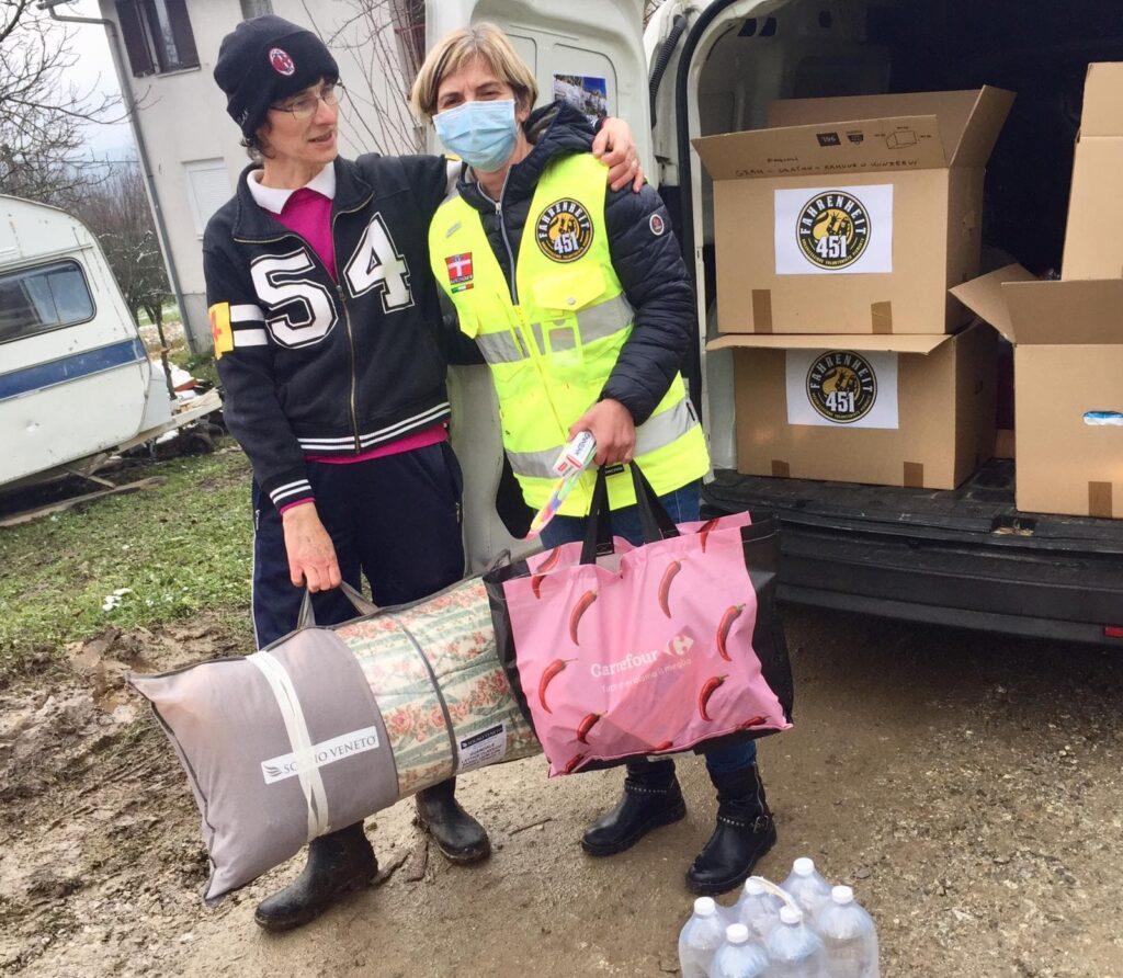 Piemonte aiuti Croazia