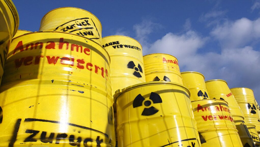 scorie nucleari carmagnola