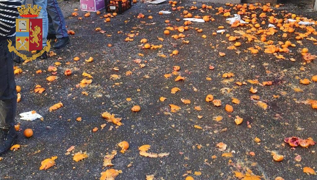 ivrea battaglia arance cortile