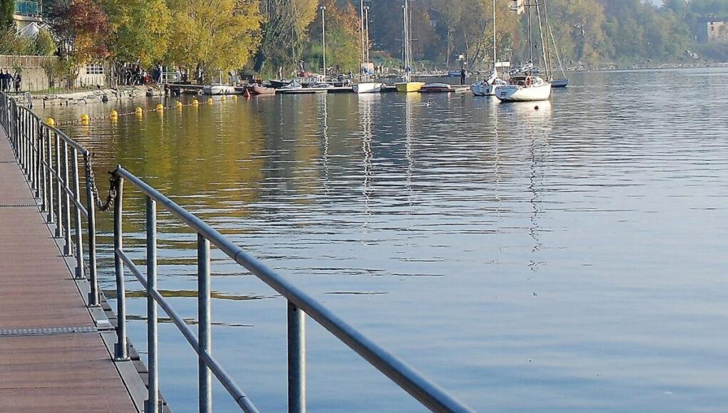 lago grande avigliana