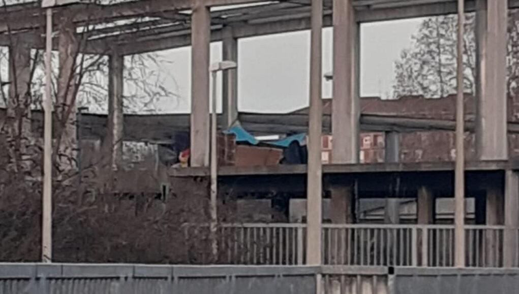 stazione brenta fossata motel pusher tendopoli
