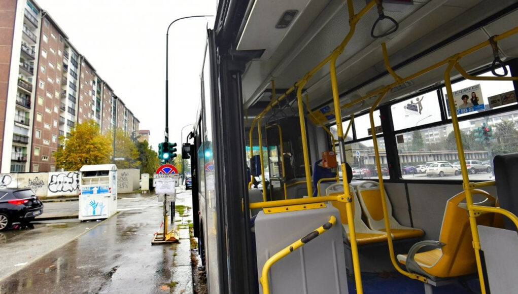 bus 55 torino