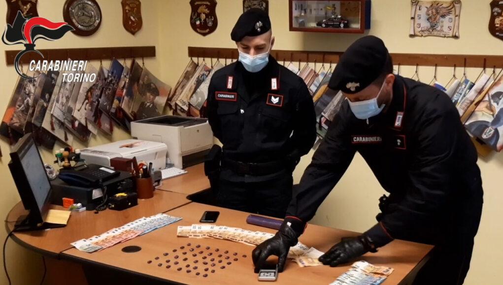 carabinieri pusher
