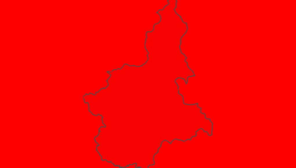 torino piemonte zona rossa