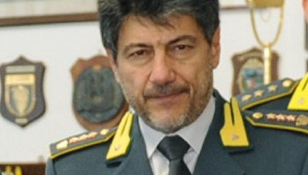 Fabrizio Nicoletti guardia di finanza