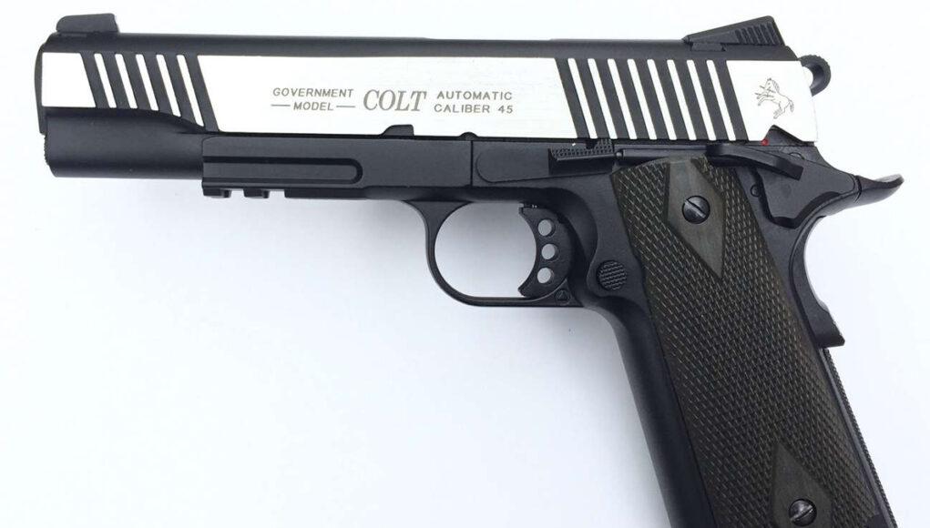colt pistola