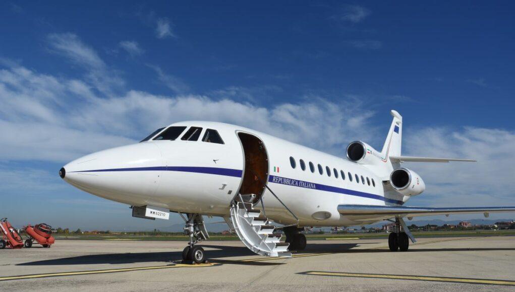 falcon 900 aeronautica
