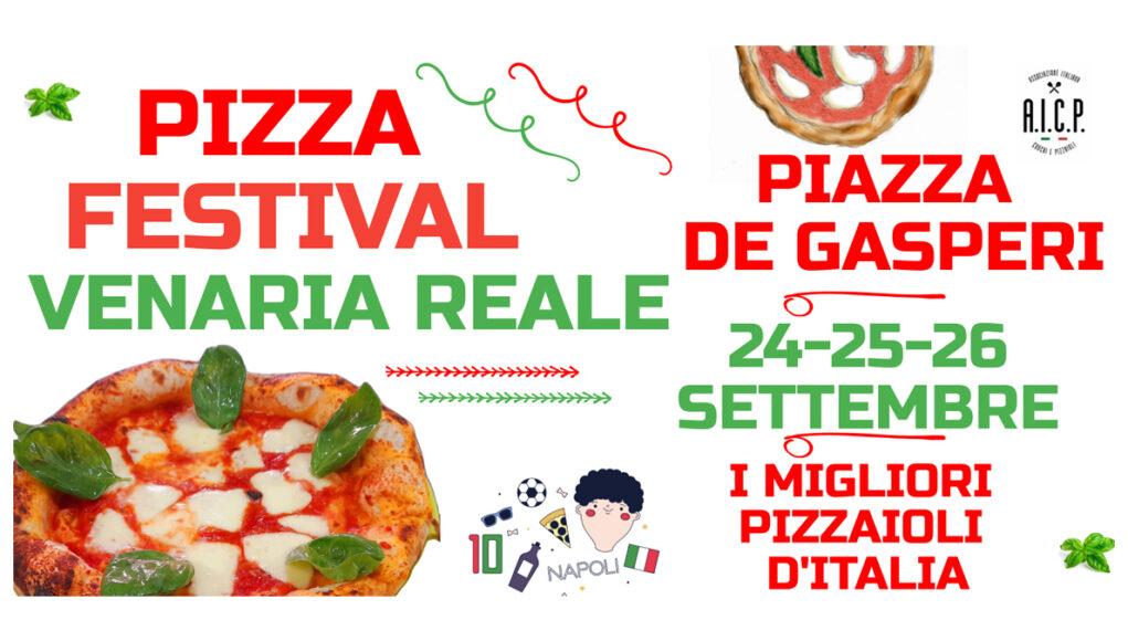 pizza festival venaria