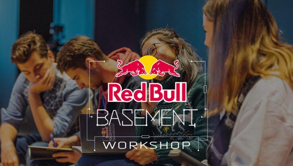 RedBull Basement Workshop 2021