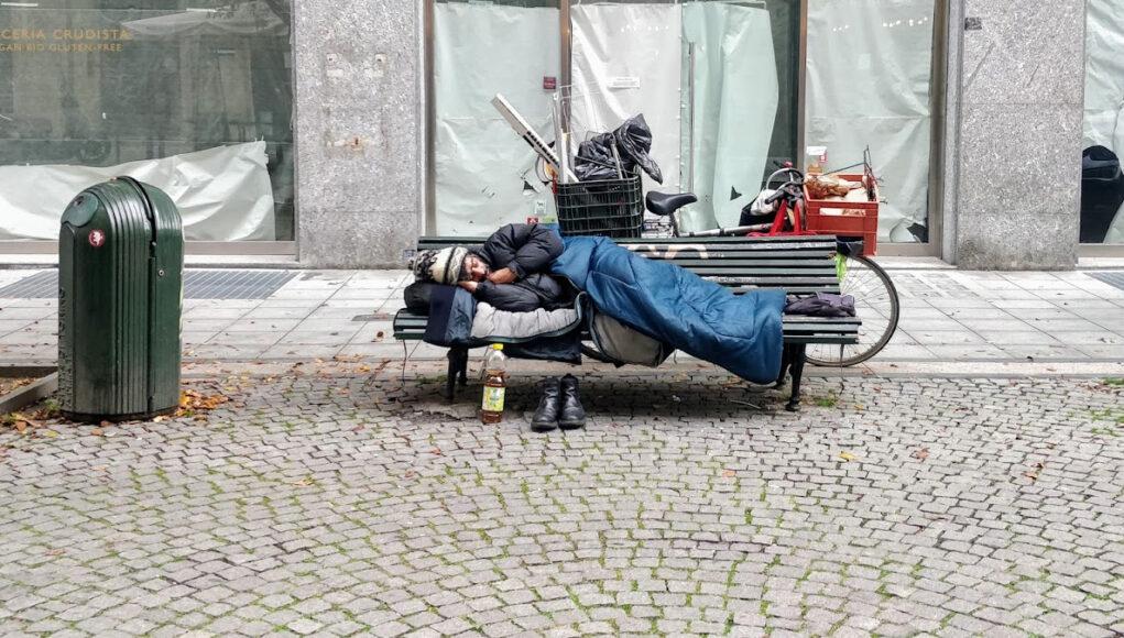 torino senzatetto centro clochard